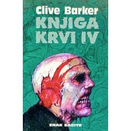 Clive Barker - KNJIGA KRVI (IV tom)