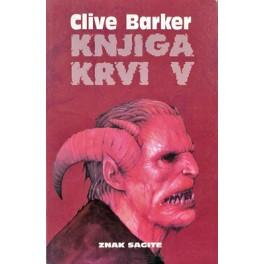 Clive Barker - KNJIGA KRVI (V tom)